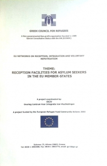 Reception facilities for asylum seekers in the EU member-states