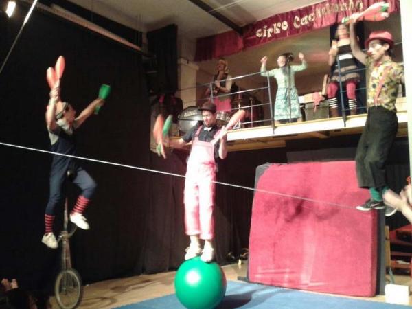 Πυξίδα - Circo
