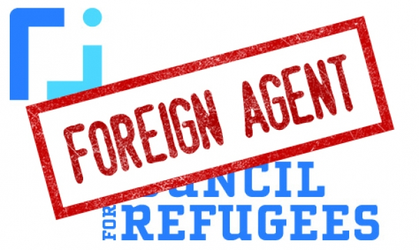 We Are All Foreign Agents!