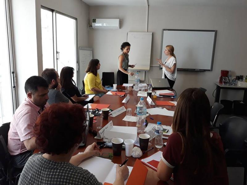 Εκπαίδευση Train the Trainer στο ΕΣΠ μαζί με το Oλλανδικό και το Ιταλικό Συμβούλιο για τους Πρόσφυγες