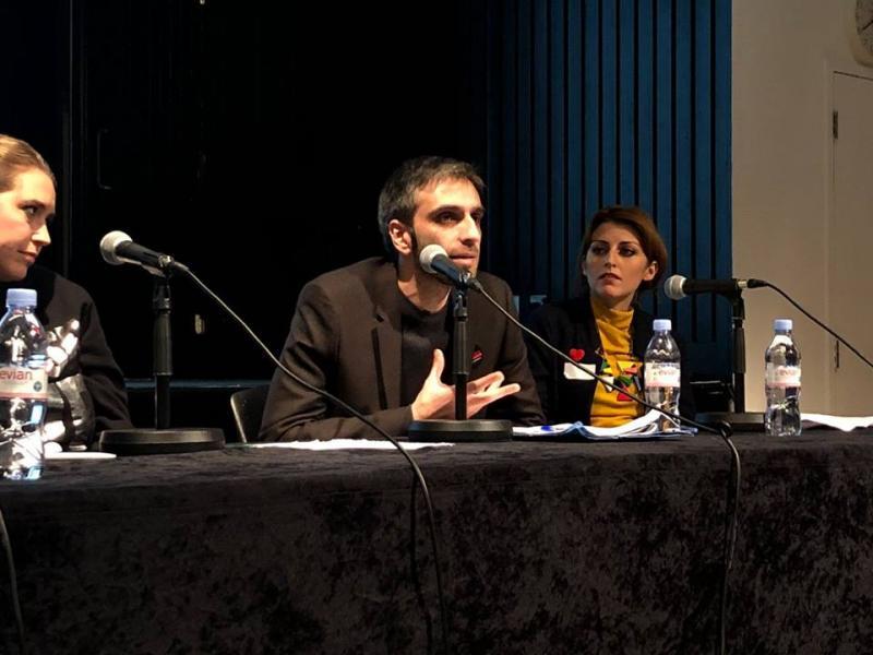 Συμμετοχή του ΕΣΠ σε ημερίδα του Refugee Rights Europe στο Λονδίνο