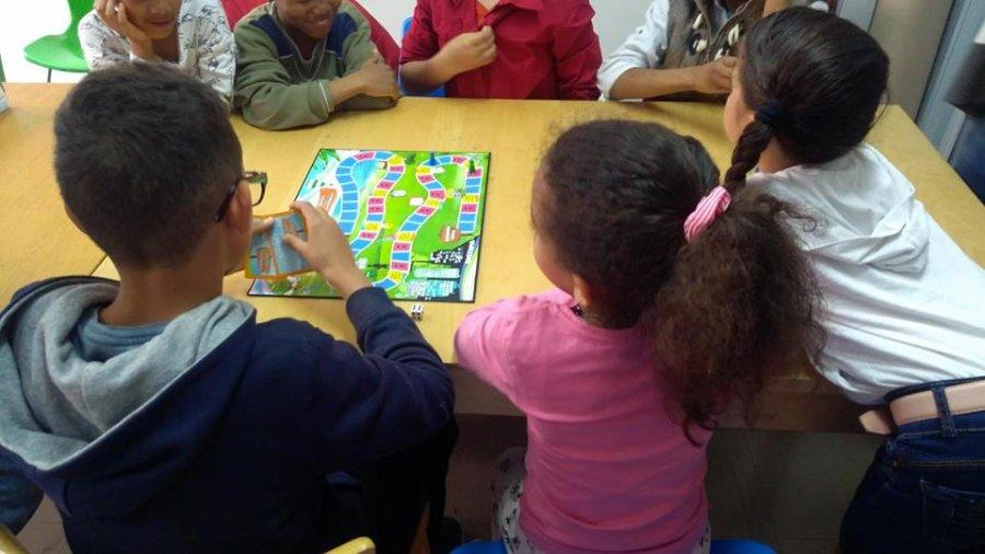 Επιτραπέζια παιχνίδια στην «Πυξίδα»!