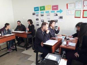 Επιμόρφωση εκπαιδευτών-τα ελληνικά ως ξένη γλώσσα