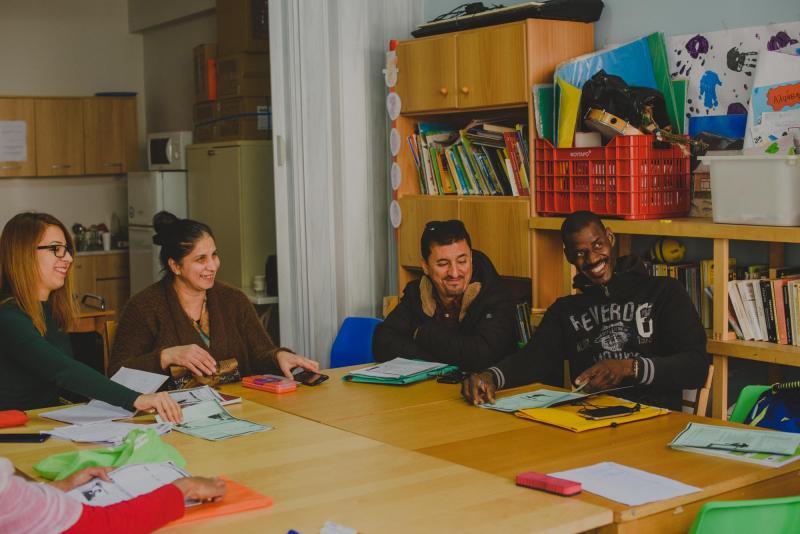 Workshop υποδοχής εθελοντών στην ΠΥΞΙΔΑ