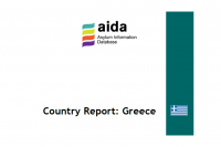 The updated AIDA Country Report on Greece (2020) for refugees and asylum seekers has now been released