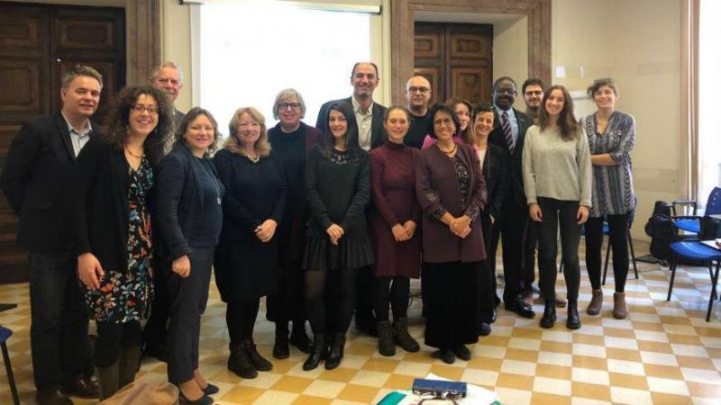 To EΣΠ στη Ρώμη, στο πλαίσιο του προγράμματος LIAM