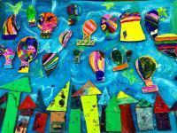 Μιλώντας με τα παιδιά για την προοπτική στη ζωγραφική