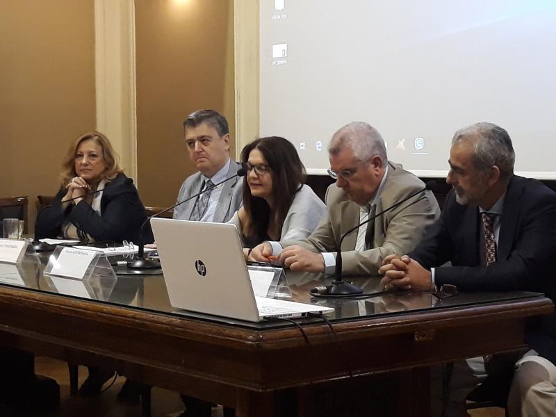 """Ολοκληρώθηκε με επιτυχία η ημερίδα του ΕΣΠ με θέμα """"Ζητήματα Διεθνούς Προστασίας ενώπιον των Ανεξάρτητων Επιτροπών Προσφυγών"""""""
