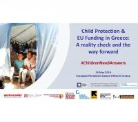Participation of GCR in roundtable on Child Protection